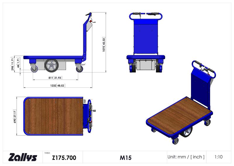 Zallys M15
