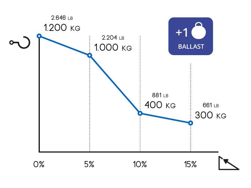 Grafico prestazioni