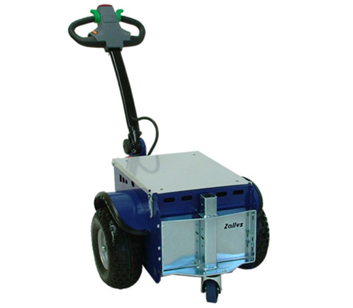 trainatore elettrico,veicoli elettrici,carrelli elettrici,trattori elettrici,Zallys