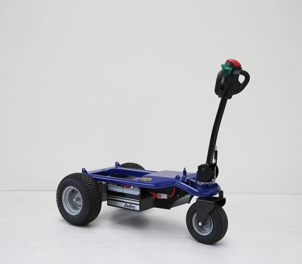 HT electric platform trolley