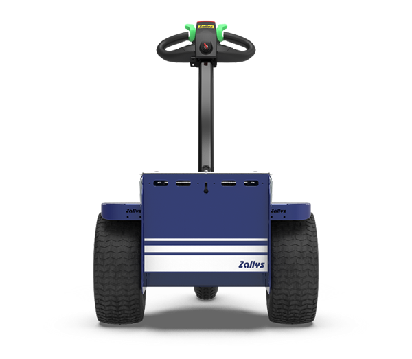 M3 Electric cart mover - Back view
