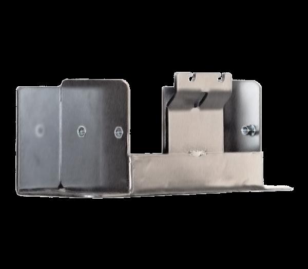 Kit fissaggio per pacco batterie 22Ah e per zavorre in acciaio INOX AISI 316