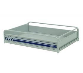 Pianale 885x1250xh230 mm con tre sponde rimovibili