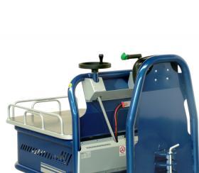 commissionatore,commissionatore elettrico,carrello elettrico con pianale, carrello commissionatore ,carrello elettrico per picking
