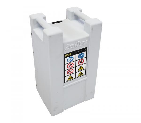 Pacco batterie 37/45A AGM per Zallys M12