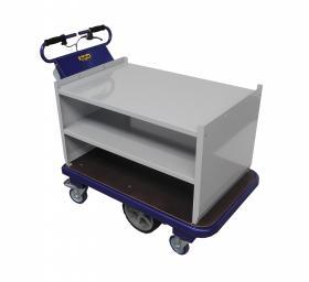 electric carts,motorised trolley, Zallys electric vehicles, electric trolleys, electric platform trolley,flatbed electric trolley