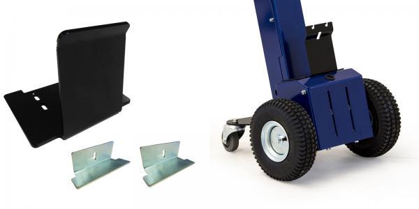 Kit fissaggio pacco batterie 30/45A per Zallys M12