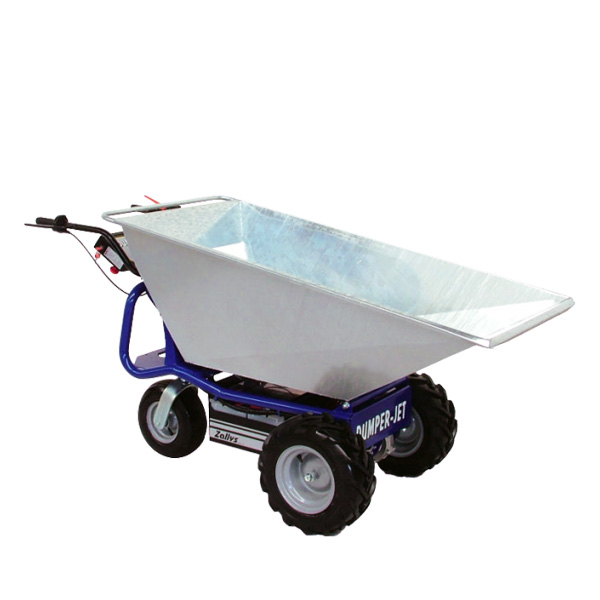 DUMPER JET L Electric wheelbarrow