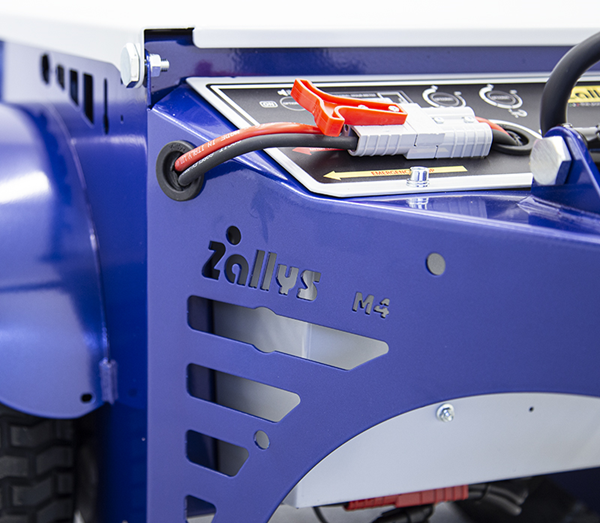 Zallys M4 electric tugger