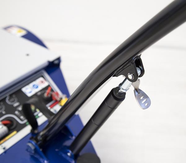 Adjustable tiller